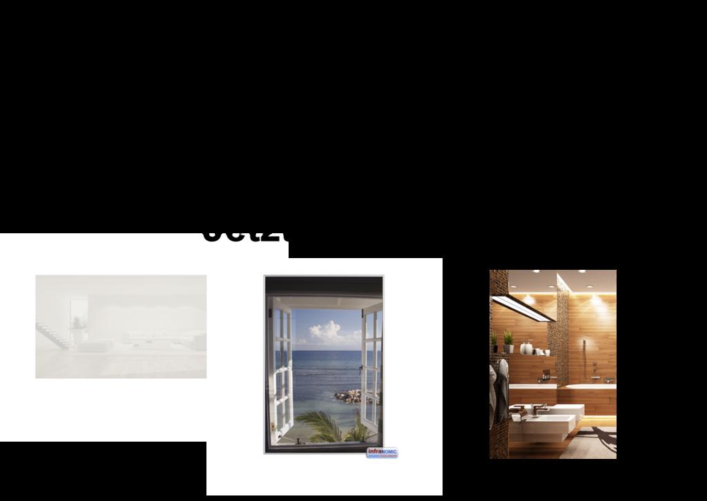 Starterpaket - Shop für Infrarotheizung, Ideal zur Sanierung und ...
